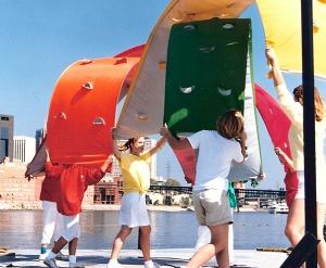 Dancers Afloat: Barge Dance