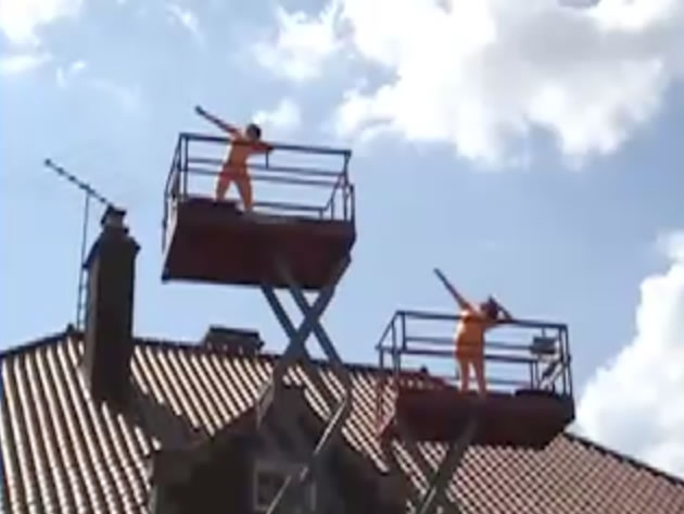 2003 Scissor Lifts Dance