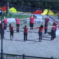Solstice River XIX ~ Global Water Dances