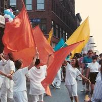Aquatennial Flag Flourish