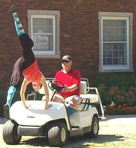 2007 Golf Cart Tango