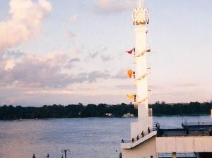 Volga Clock Tower