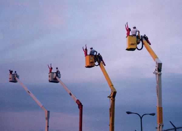 1992 Skydancers