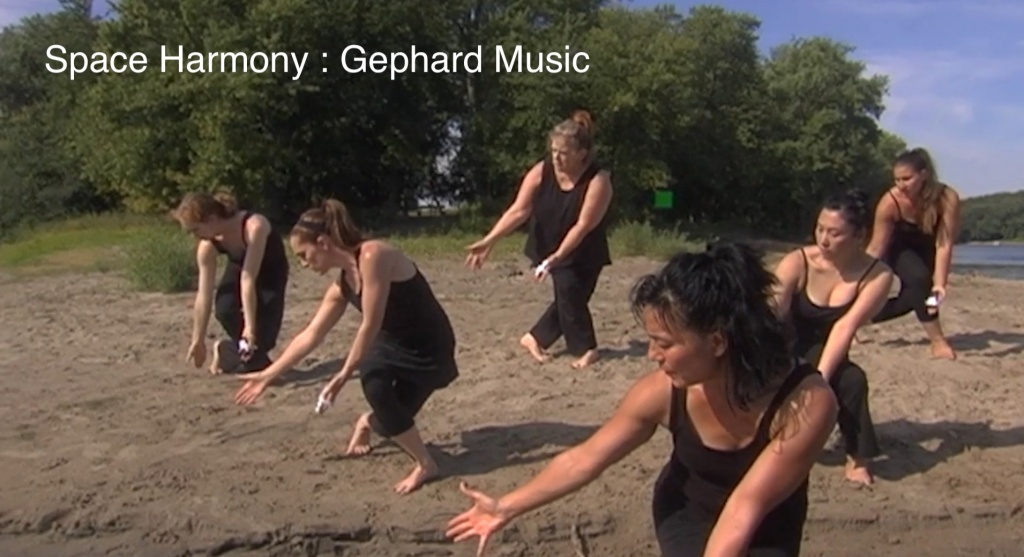 Space Harmony Gephard Music