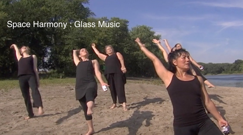 Space Harmony: Glass Music